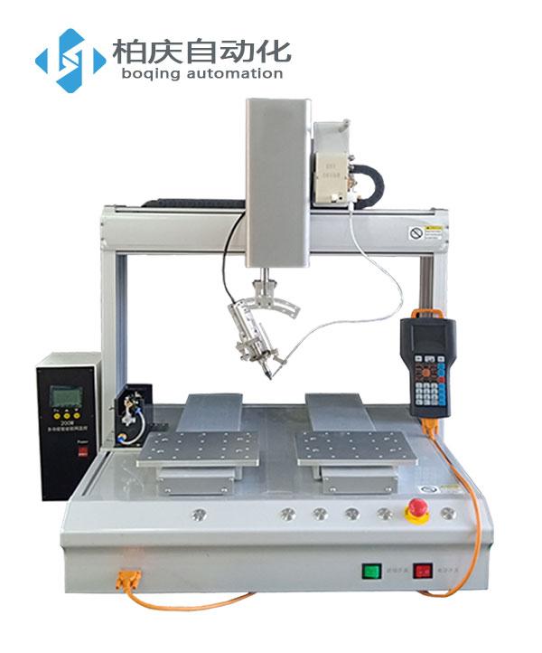 单头双Y自动焊锡机