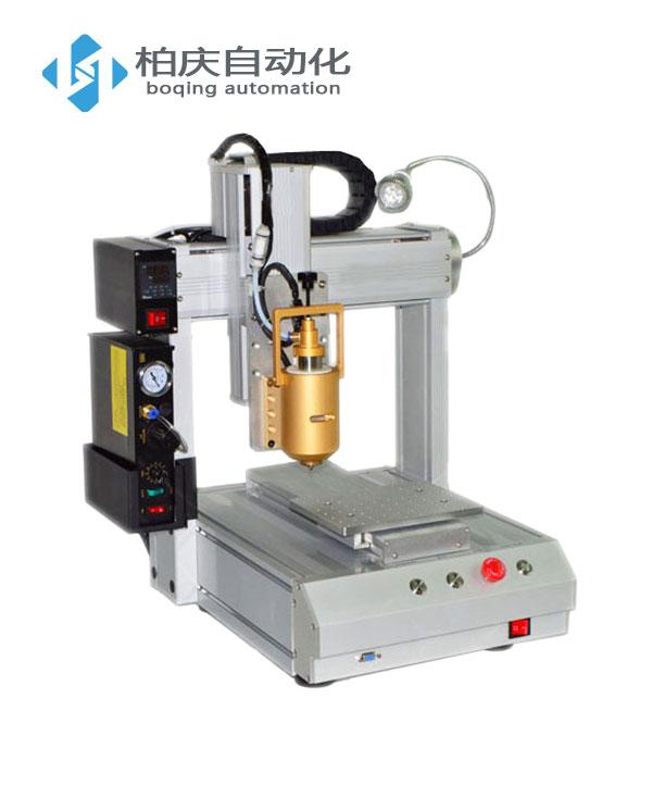 单头单工位热熔胶自动点胶机